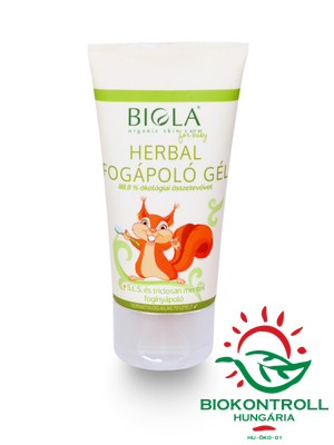 Herbal fogápoló gél 75 ml