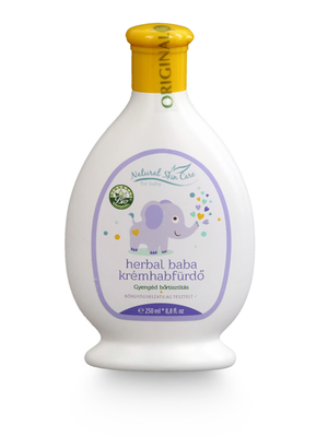 Herbal Baba krémhabfürdő 250 ml