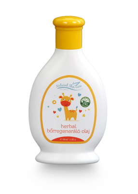 Herbal bőrregeneráló olaj 100 ml